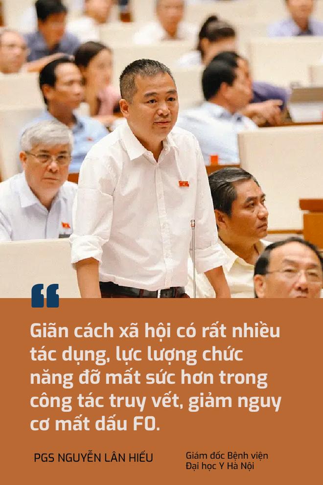 PGS Nguyễn Lân Hiếu: Chúng ta cần hi sinh để giãn cách xã hội tạm thời. Giãn cách có rất nhiều tác dụng - Ảnh 5.
