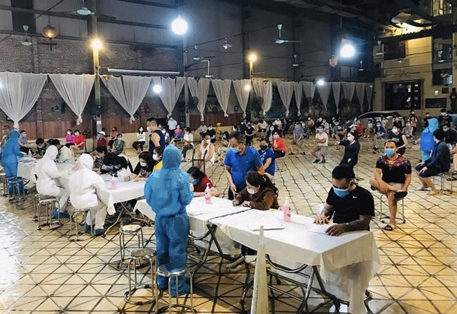 Bắc Ninh: Đã có 89 ca mắc Covid-19, ưu tiên xét nghiệm 180.000 người dân huyện Thuận Thành - Ảnh 1.