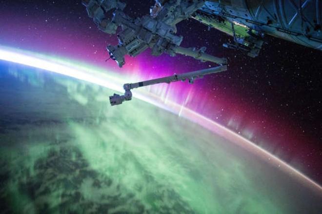Cảnh tượng ngoạn mục của Trái Đất khi nhìn từ vũ trụ - ảnh 1