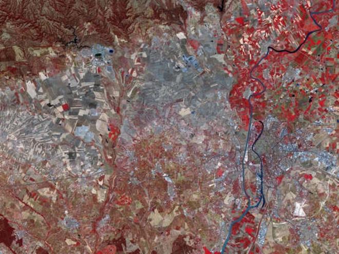 Cảnh tượng ngoạn mục của Trái Đất khi nhìn từ vũ trụ - ảnh 8