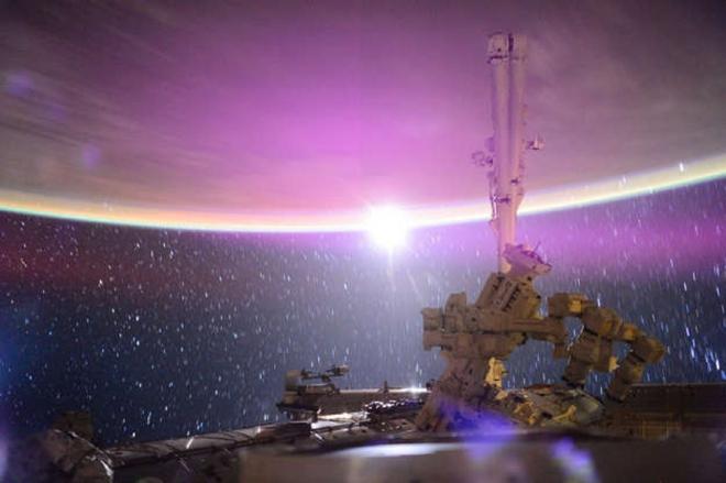Cảnh tượng ngoạn mục của Trái Đất khi nhìn từ vũ trụ - ảnh 11