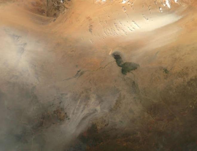 Cảnh tượng ngoạn mục của Trái Đất khi nhìn từ vũ trụ - ảnh 14