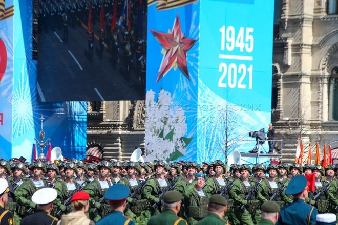Nước Nga long trọng kỷ niệm 76 năm Ngày Chiến thắng phát xít - ảnh 1