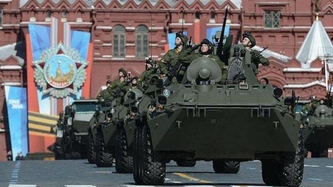 Nước Nga long trọng kỷ niệm 76 năm Ngày Chiến thắng phát xít - ảnh 2
