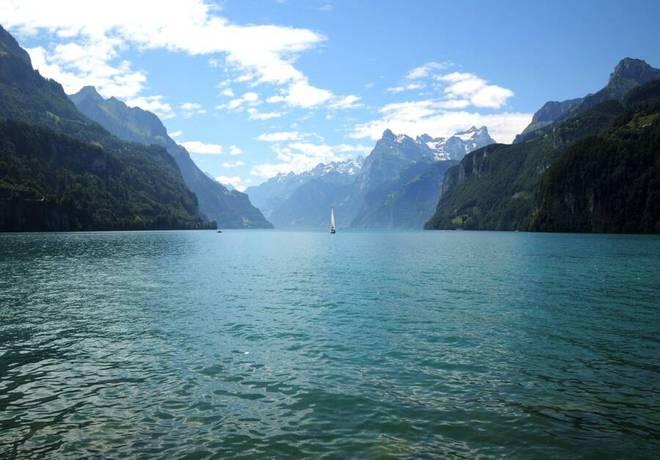 Thụy Sĩ: Nạo vét hồ, thợ lặn vô tình phát hiện bí mật 3.000 năm tuổi dưới lớp bùn dày - Ảnh 1.