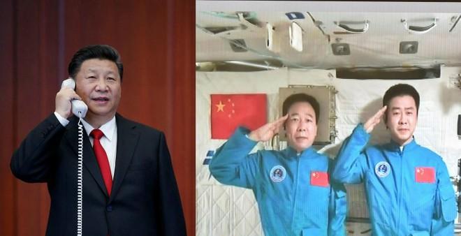Tham vọng vũ trụ của Trung Quốc: Tự tôn dân tộc hay cú đấm trực diện hòng soán ngôi Mỹ? - Ảnh 1.