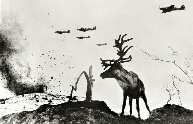 Thế chiến II dưới ống kính nhiếp ảnh gia huyền thoại Yevgeny Khaldei - ảnh 5