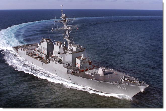 2 tàu khu trục Mỹ chuyển động bất ngờ: Xác suất cao tấn công ồ ạt bằng Tomahawk vào Donbass - Ảnh 2.