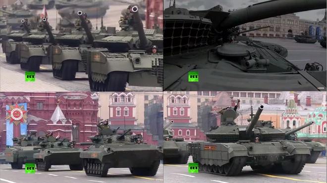 T-14 Armata thoắt ẩn thoắt hiện trong duyệt binh Ngày Chiến thắng của Nga: Vì sao? - Ảnh 1.