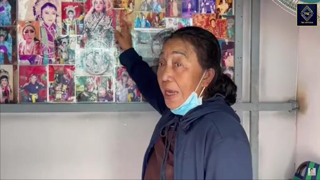 Nghệ sĩ Tuấn Anh bị đột quỵ, xuất huyết não, phải ở nhờ nhà, vợ chạy xe ôm, bán vé số - Ảnh 3.