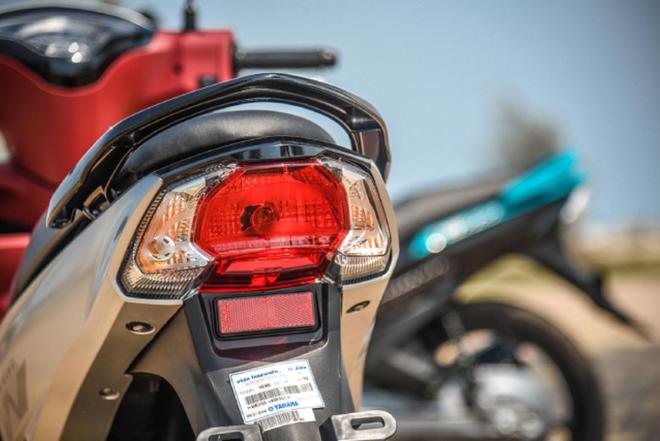 Xe máy siêu tiết kiệm xăng, đổ đầy bình đi 400km có giá nhỉnh hơn 30 triệu đồng - Ảnh 4.