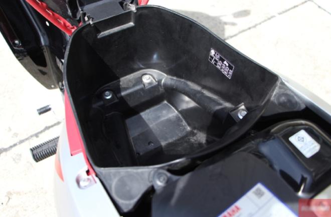 Xe máy siêu tiết kiệm xăng, đổ đầy bình đi 400km có giá nhỉnh hơn 30 triệu đồng - Ảnh 10.