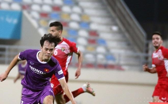 HLV Park Hang Seo 'thao thức khôn nguôi' sau trận hòa Jordan