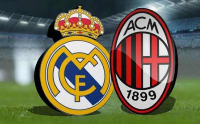 Nghịch lý của Real Madrid và AC Milan tại UEFA EURO 2020