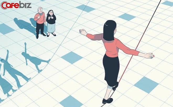 """Tâm tư của người """"hết đát"""" nơi làm việc: Khủng hoảng tuổi trung niên không phải do NGHÈO, mà do LƯỜI; Đầu đời biếng nhác, cuối đời bết bát!"""