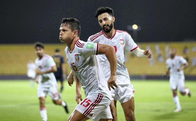 UAE sẽ gặp bi kịch như Đức ở World Cup 2018, thua sốc trước đại chiến tuyển Việt Nam?