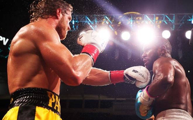 Trận Floyd Mayweather vs Logan Paul bán được ít nhất 1 triệu PPV, phá kỷ lục về lượng người đăng ký tại Showtime