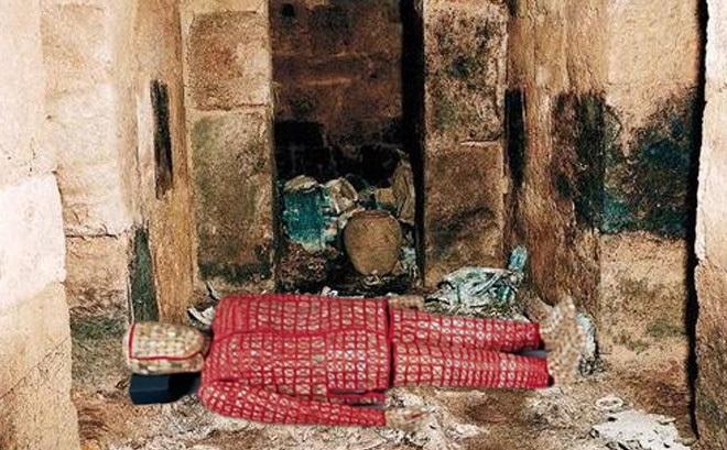 Tìm thấy lăng mộ con trai Trọng Thủy, cháu đích tôn Triệu Đà: Đội khảo cổ choáng ngợp khi bước xuống hầm sâu 12m!