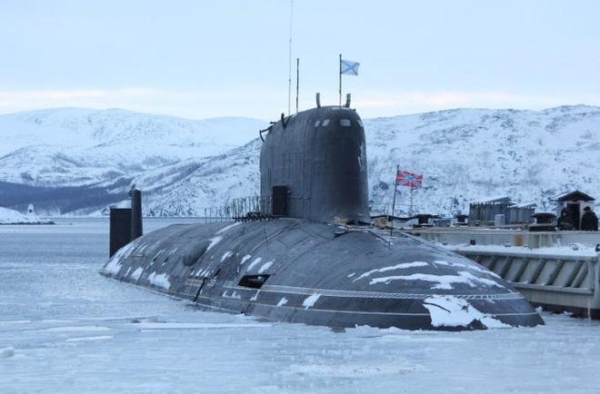 """Tàu ngầm hạt nhân """"biến hóa khó lường"""" của Nga khiến Mỹ và NATO lo ngại - Ảnh 1."""