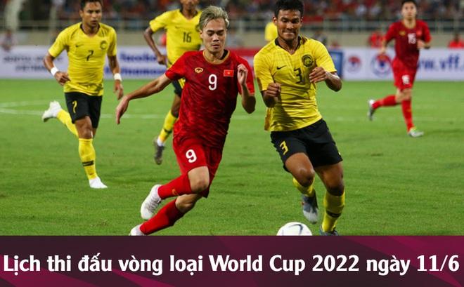 """Lịch thi đấu vòng loại World Cup 2022: Việt Nam chạm tới """"tấm vé vàng"""" lịch sử?"""