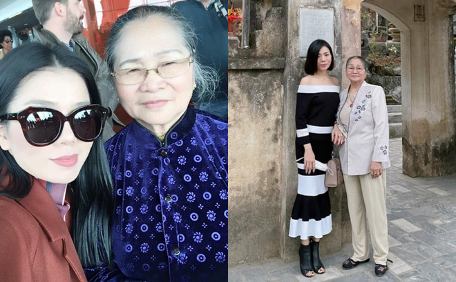 Những thông tin hiếm hoi về mẹ ruột ngoài 80 tuổi của Lệ Quyên