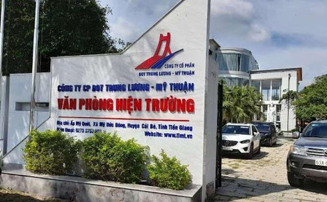 BOT Trung Lương - Mỹ Thuận phong tỏa trụ sở công ty vì 2 nhân viên mắc Covid-19