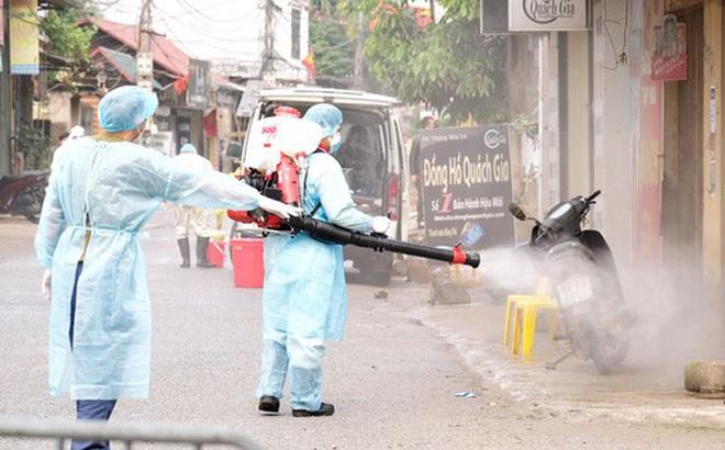 Thêm 82 ca mắc Covid-19 mới: Bắc Giang, TP HCM có số ca mắc cao