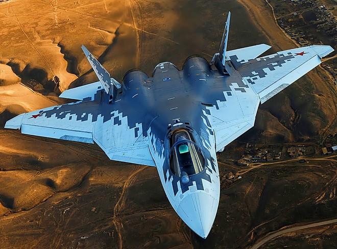 Mỹ chỉ ra đống lỗi của tiêm kích tàng hình Nga, thứ bậc xếp dưới cả máy bay Trung Quốc - Ảnh 1.