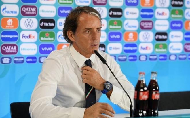 Thắng mãn nhãn trận mở màn Euro 2021, HLV trưởng Italia nói gì?