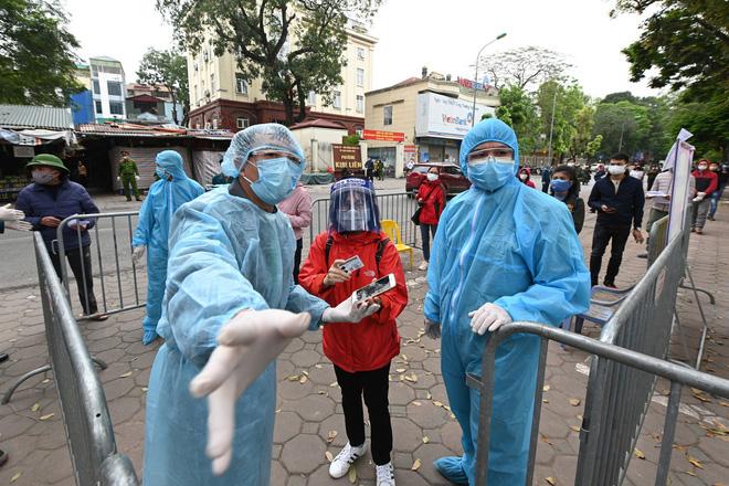BV Bệnh Nhiệt Đới TP HCM có 22 ca mắc Covid-19: Tiếng chuông cảnh báo cho tất cả nhân viên y tế và hệ thống bệnh viện - Ảnh 4.
