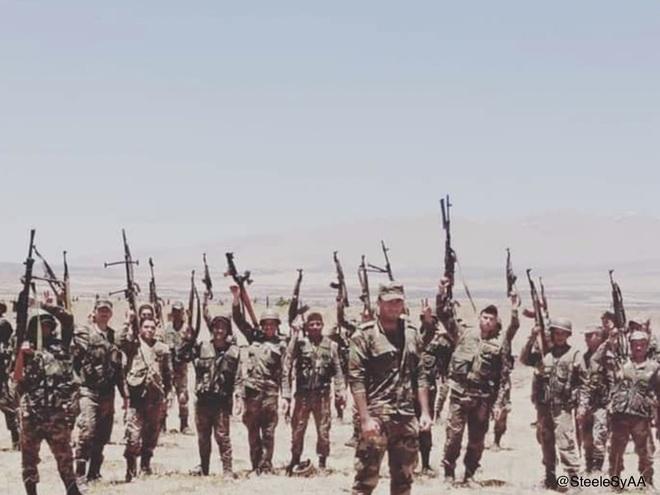 Phát quang chiến trường, Nga-Syria chỉ rõ mục tiêu chiến lược cần chiếm, quân Thổ cuống cuồng cơ động tới chống đỡ! - Ảnh 1.
