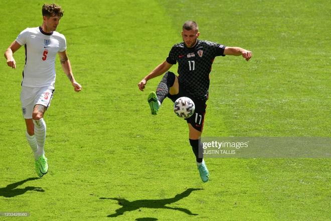 [TRỰC TIẾP] Anh 0-0 Croatia: Phil Foden đưa bóng trúng cột dọc Croatia - Ảnh 1.