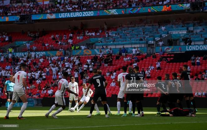 [TRỰC TIẾP] Anh 0-0 Croatia: Tam sư gặp khó trước Croatia đầy kinh nghiệm - Ảnh 1.