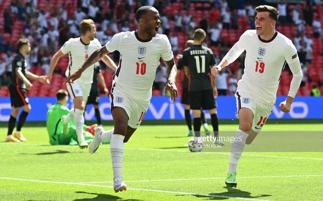 [TRỰC TIẾP] Anh 1-0 Croatia: Sterling ghi bàn thắng quyết định chiến thắng cho Tam sư
