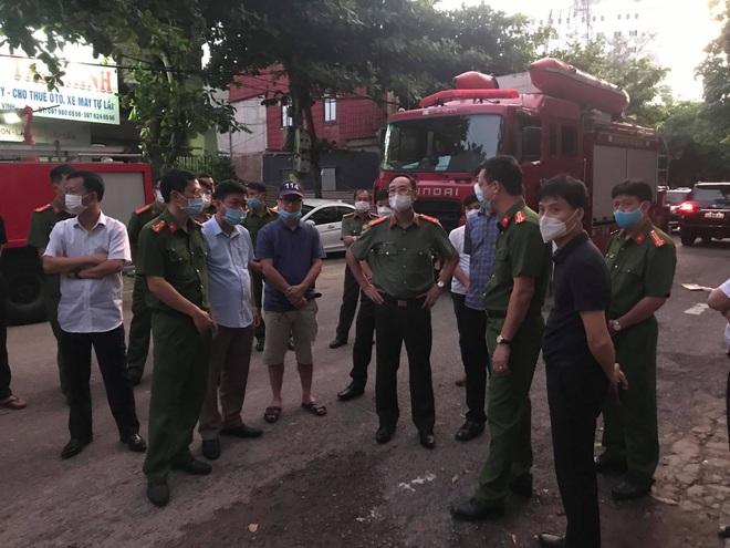 Nghệ An: Hiện trường vụ cháy kinh hoàng khiến 6 người tử vong - Ảnh 3.