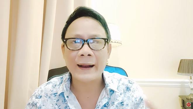 Lên tiếng nhắc nhở Hoài Linh, Trấn Thành, nghệ sĩ Tấn Hoàng: Tôi không việc gì phải e dè, sợ sệt ai cả - Ảnh 1.