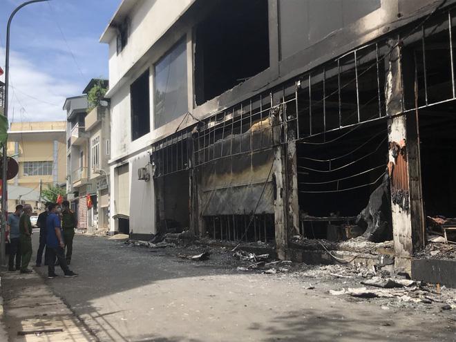 Công an thông tin vụ cháy phòng trà làm 6 người tử vong ở Nghệ An, Bộ Công an vào cuộc điều tra - Ảnh 3.