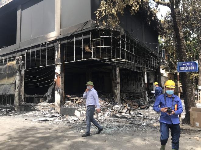 Công an thông tin vụ cháy phòng trà làm 6 người tử vong ở Nghệ An, Bộ Công an vào cuộc điều tra - Ảnh 2.