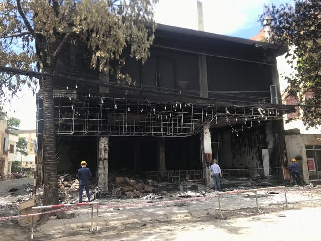 Công an thông tin vụ cháy phòng trà làm 6 người tử vong ở Nghệ An, Bộ Công an vào cuộc điều tra - Ảnh 1.