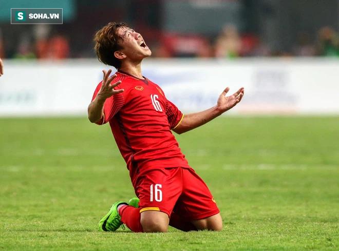 Minh Vương: Siêu dự bị của thầy Park và 2 lần khiến thủ môn nổi tiếng thế giới phải ôm hận - Ảnh 3.