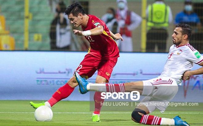Tiến Linh san bằng thành tích của cựu danh thủ Nguyễn Hồng Sơn tại Vòng loại World Cup