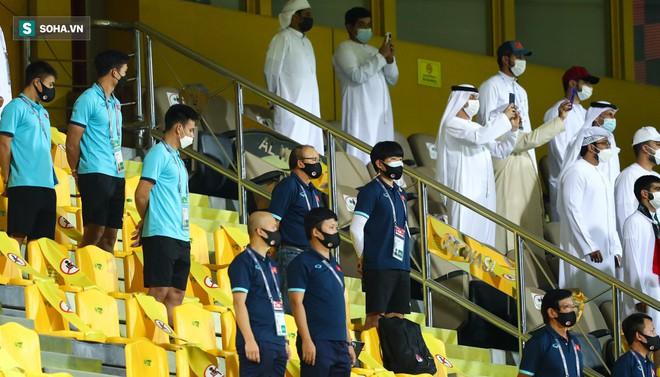 HLV Park Hang-seo: Trong phòng thay đồ, biểu hiện của các cầu thủ không tốt - Ảnh 1.