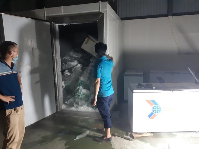 Nóng: Cảnh sát đột kích phá chuyên án hơn 500kg ma túy giấu trong dạ dày lợn, mô tơ điện - Ảnh 11.