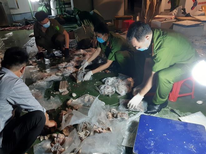 Nóng: Cảnh sát đột kích phá chuyên án hơn 500kg ma túy giấu trong dạ dày lợn, mô tơ điện - Ảnh 8.