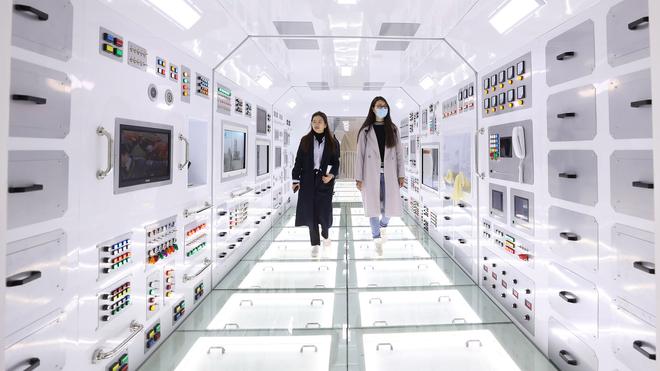 Trạm Vũ trụ Trung Quốc Thiên Cung: Những thí nghiệm khoa học nào sẽ được thực hiện ở độ cao 400km? - Ảnh 1.