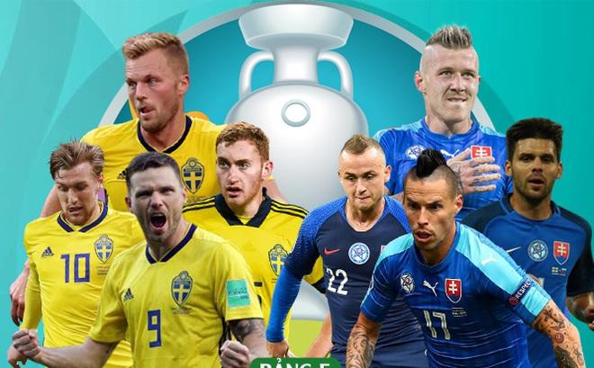 Thụy Điển - Slovakia: Vé đầu tiên gây sốc?