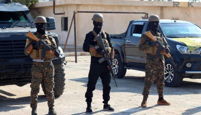Đọ súng khốc liệt tại Syria, báo hiệu thanh trừng đẫm máu - ảnh 1
