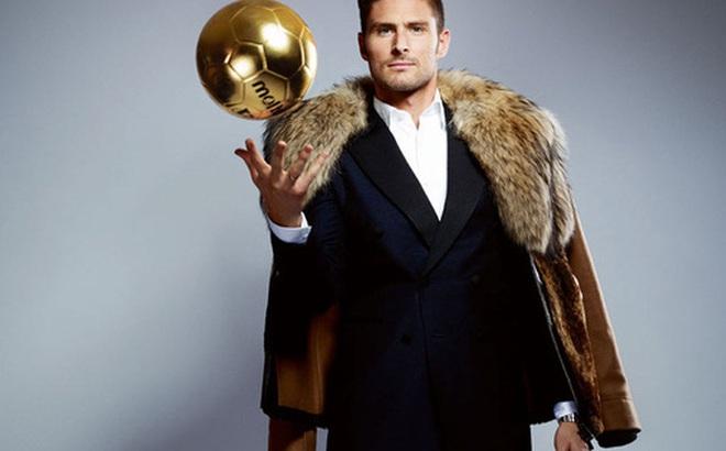 Đấu trường nhan sắc Euro 2020: Top 10 cầu thủ đẹp trai nhất