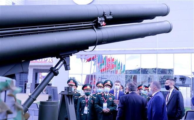 Việt Nam nghiên cứu tên lửa mới nhất của Nga: Đa năng, không đối thủ - Có thể trang bị cho tất cả các quân binh chủng