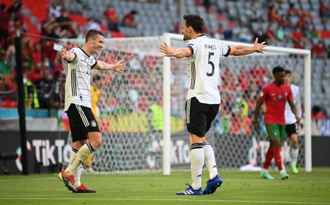 ĐT Đức trả giá không rẻ cho trận thắng Bồ Đào Nha